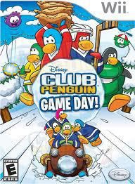 Club Penguin Game Day! - Wii Game