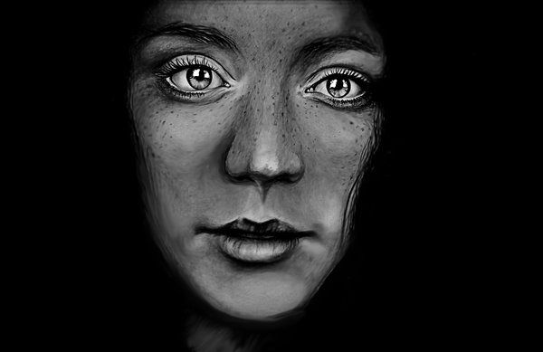 A Light in the Shadows by Lauren-Gowler on DeviantArt