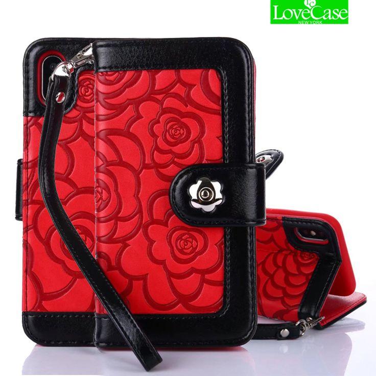 LoveCase Caja Del Teléfono 3D Flor de La Camelia Para el iphone X 10 8 Plus Ranura Para Tarjeta de moda de La Camelia Flip Funda de Cuero Para El bolso del teléfono iphoneX #LoveCase, #Caja, #Teléfono, #Flor, #Camelia, #Para, #iphone, #Plus, #Ranura, #Tarjeta, #moda, #Flip, #Funda, #Cuero, #bolso, #teléfono, #iphoneX