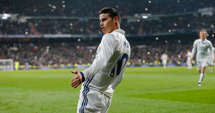 James Rodriguez update and more Manchester United transfer rumours