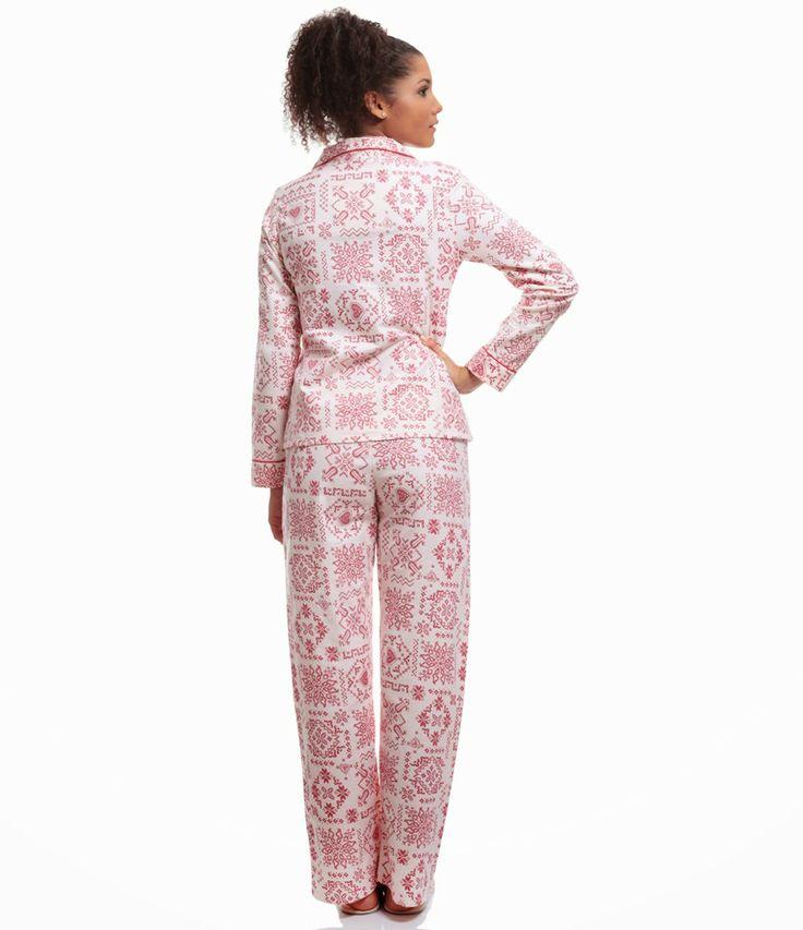 Portal de punto de cruz: punto de cruz de tiendas Pijamas Renner