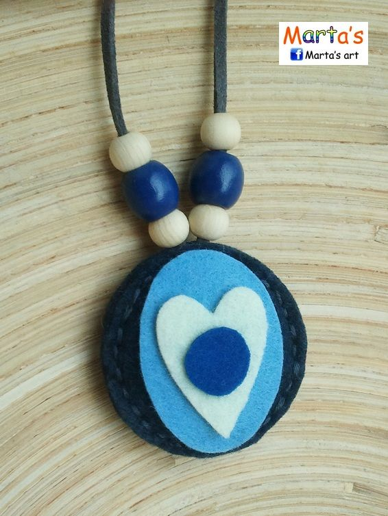 felt jewellery - #huopa #koru, #äitienpäivä