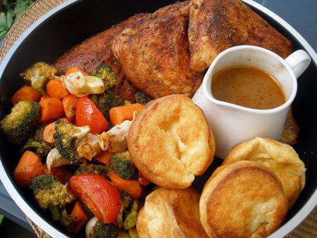 Ε όχι και δεν έχουν κουζίνα οι Άγγλοι - OneMan Food - ΔΙΑΣΚΕΔΑΣΗ | oneman.gr