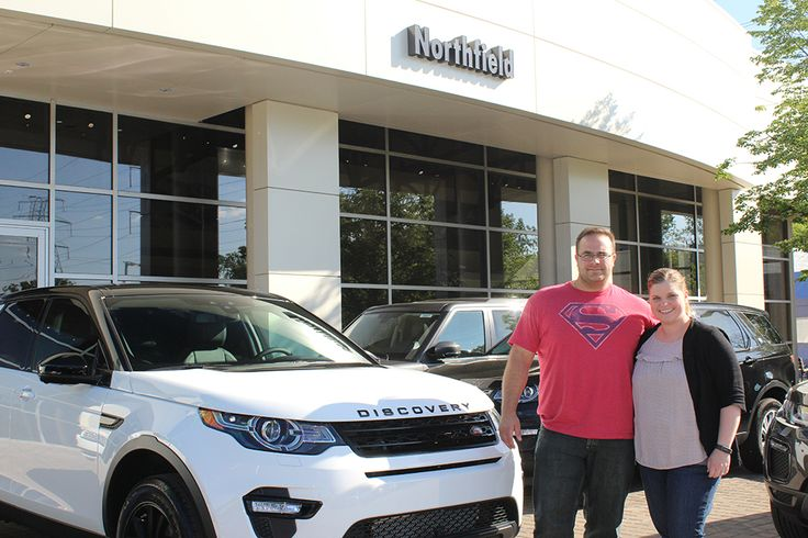 Congratulations to Kristin and Dustin on the purchase of their new 2016 Land Rover Discovery Sport from our sister Land Rover Dealership in Northfield IL. Thanks for making Fields your automotive choice Kristin and Dustin! We wish you many safe and happy miles.  #LandRover #Discovery #Sport #DiscoverySport #luxury #vehicles #luxurycars #cars #automotive #Northfield #JLRJax #JLRJacksonville #Jaguar #LandRover #RangeRover #Jacksonville #Florida #Instagram