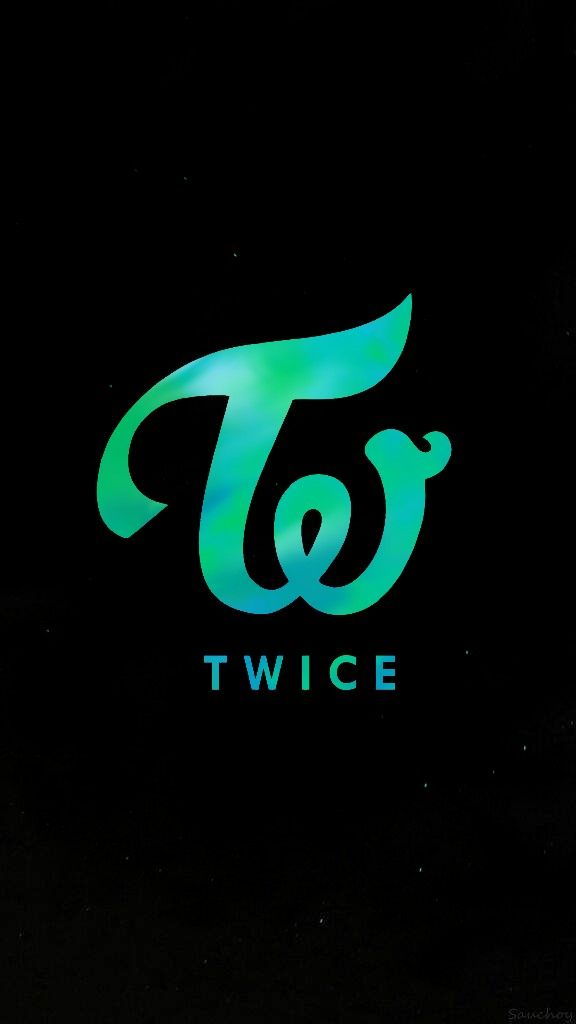 Twice more and more vibes | Kpop logos, Logo sticker, Logo twice