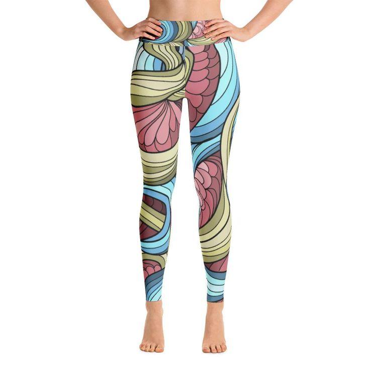 Yoga Chewing-Nightclash Leggings