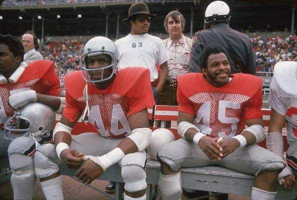 Ray and Archie Griffin - from Rod Gerald's collection