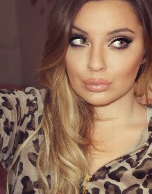 Girlicious Beauty : Makeup Tutorial Inspired by Arabian Women