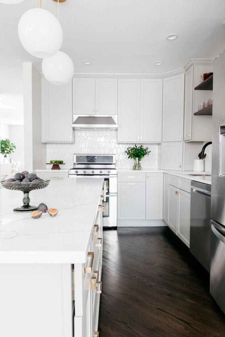 White Kitchen Of My Dreams Home Kitchens Kitchen Inspirations