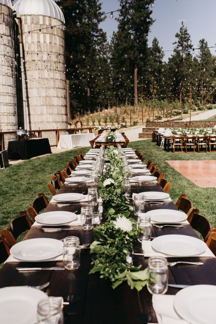 This Coeur D Alene Wedding At Settlers Creek Is An Outdoor