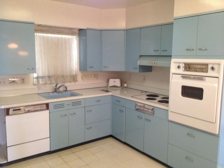 1950 Kitchens 163 best kitchen images on pinterest | retro kitchens, dream