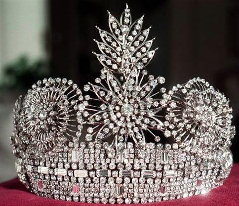 Crown of Queen Elizabeth
