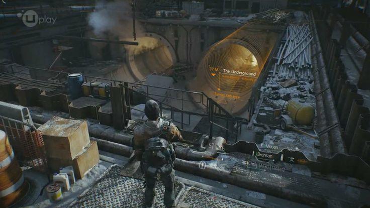 the division | Ubisoft presenta The Division, un rpg online de mundo abierto basado ...