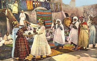 Ronds et Branles: Musique et danse en Kabylie
