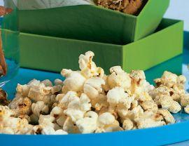 Cumin-Spiked Popcorn