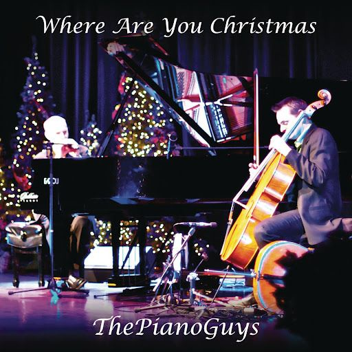 Where Are You Christmas? (ft. guest artist, Sarah Schmidt) - ThePianoGuys - YouTube