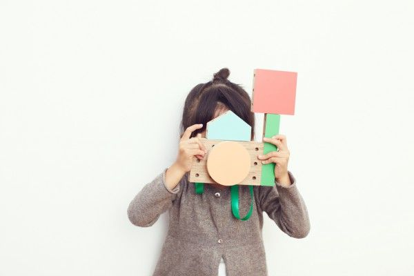 Lille Lykke KIDS: Say cheese for these Torafu architect building blocks