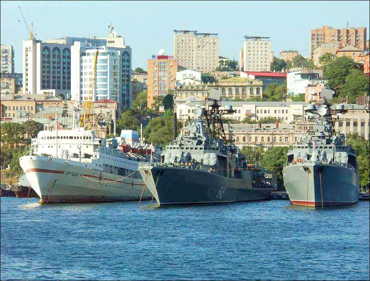 Vladivostok Russia city scenery / Author: Max Palchevsky