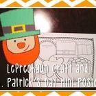 Leprechaun Craft & Mini-Poster {A Lucky St. Patty's Day Activity}