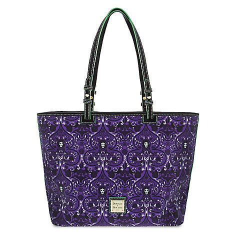 $268- disneys haunted mansion Madame Leota Shopper by Dooney & Bourke. Too expensive but I love it