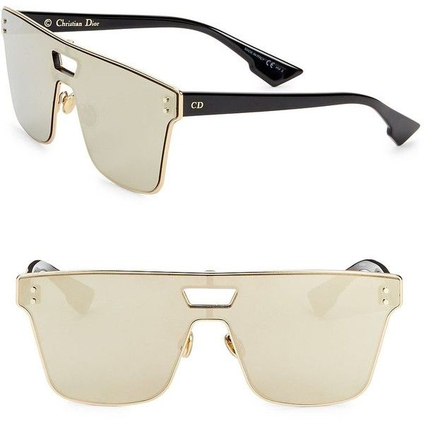 Dior Diorizon 99MM Wayfarer Sunglasses ($495) ❤ liked on Polyvore featuring accessories, eyewear, sunglasses, wayfarer style glasses, christian dior, christian dior glasses, wayfarer sunglasses and tinted lens sunglasses