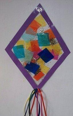 17 best ideas about letter k kite on pinterest letter k for Kite craft for kids