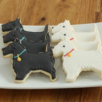 Terrier Cookies