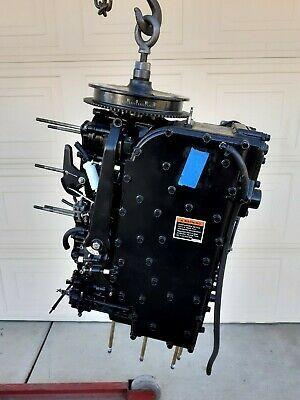 Mercury 100 115 125 Hp Outboard Powerhead Block Crankshaft 9193a5 818846a3 In 2021 Outboard Boat Parts Mercury