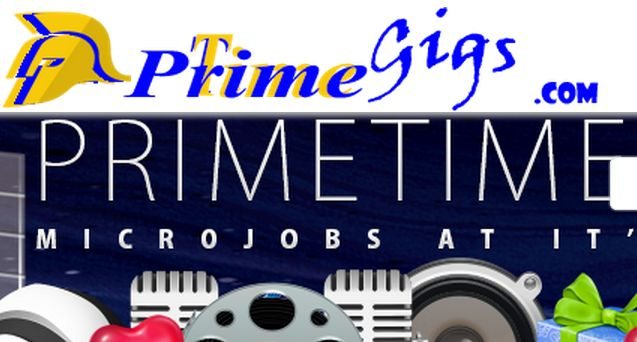 PrimeTimeGigs - Virtual marketplace fiverr alternative | RICHERR
