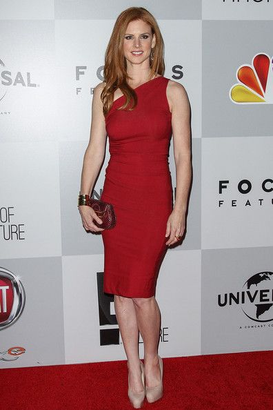 Sarah Rafferty - NBC Universal's 70th Annual Golden Globe Awards After Party
