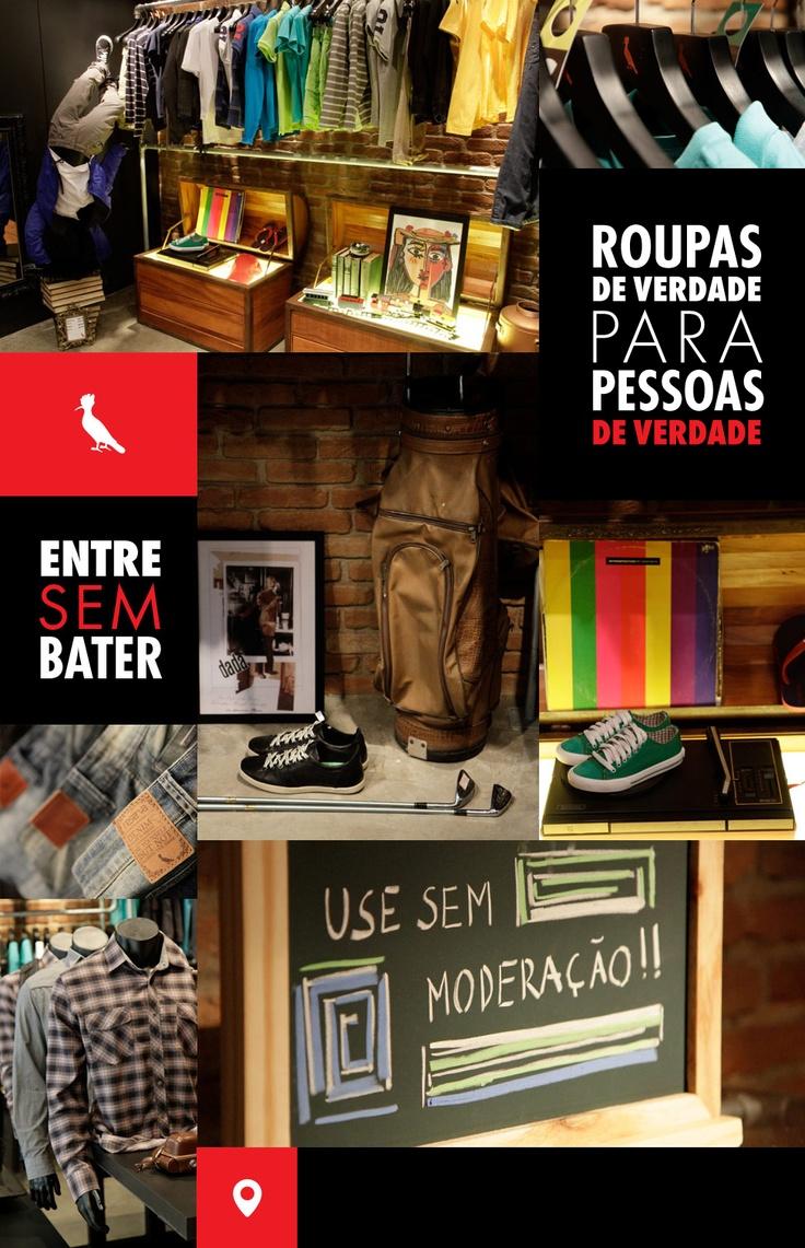 |Lançamento| A Reserva, uma das marcas mais Cool atualmente para homens, está lançando sua coleção Inverno 2013. Vale muito a pena conferir nas lojas. Destaque para as bermudas e camisas xadrez.