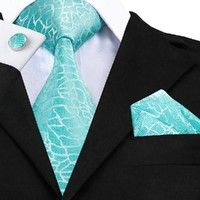 Pocket Square - Woven Jacquard silk in solid light blue Notch ZyM7BvSArR