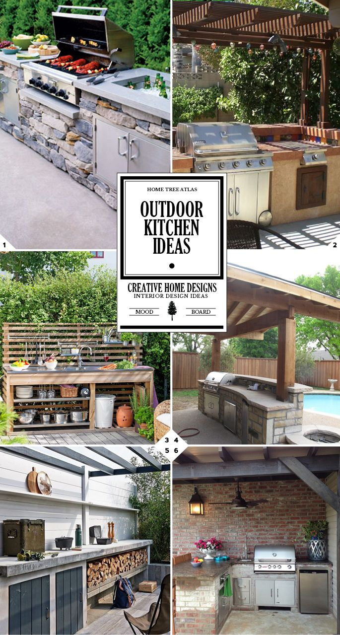 94 best outdoor kitchen images on pinterest outdoor decor