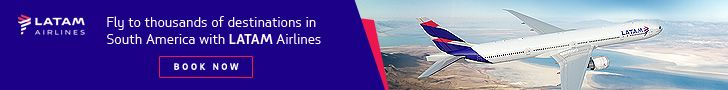 New Offers and Deals: SALE on South America Flights on LATAM Airlines from USA  Travel to South America with LATAM Airlines.  Special fares to Chile Argentina and Uruguay.  Save on every flight.  Book now.  BOOK NOW  The post SALE on South America Flights on LATAM Airlines from USA appeared first on EDEALO.  http://ift.tt/2laB7UA