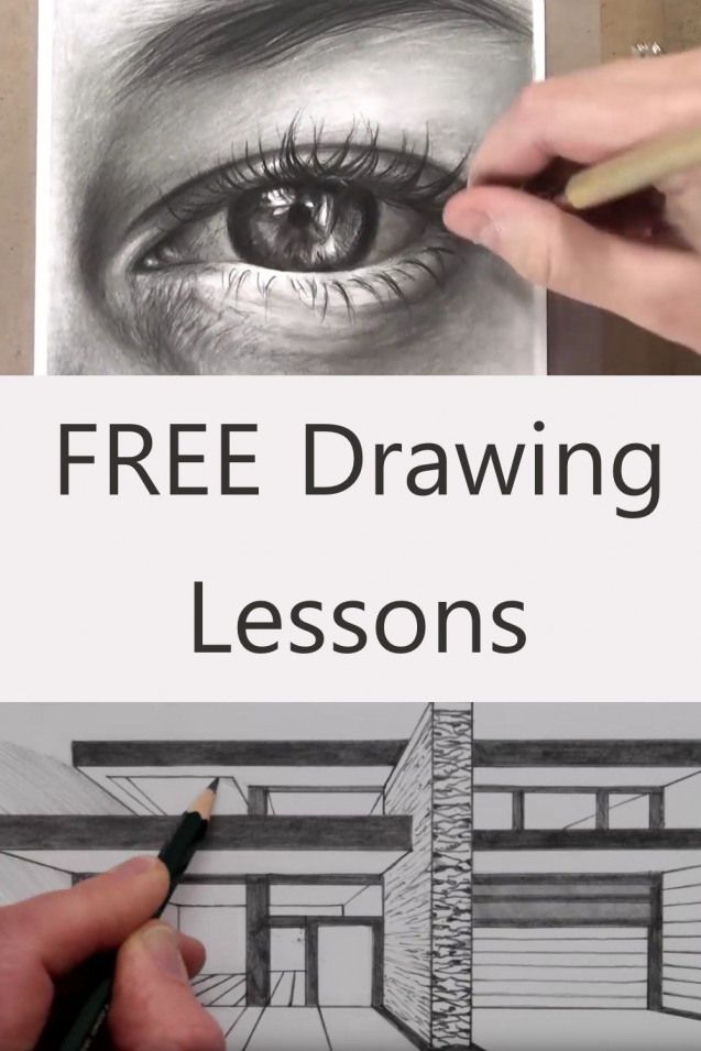 Free Online Drawing Instructors Pencildrawing Pencil Drawing