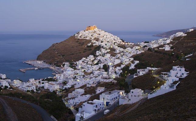 Η Χώρα της Αστυπάλαιας, πρωτεύουσα και λιμάνι του νησιού! http://diakopes.in.gr/trip-ideas/article/?aid=209772 #travel #greece #island #astypalaia