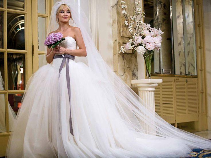 Kate Hudson dans « Meilleures ennemies » / Les meilleures photos de mariage de stars
