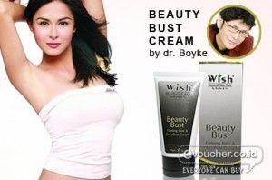 Wish Beauty Bust Cream By dr Boyke Untukmu Yang Ingin Memiliki Payudara Kencang, Lembut & Indah Hanya Rp.119,000 - www.evoucher.co.id #Promo #Diskon #Jual  Klik > http://evoucher.co.id/deal/dr-Boyke-Wish-Beauty-Bust-Cream  Wish Beauty Bust by dr Boyke merupakan cream pengencang dan pembesar payudara sekaligus membuat payudaramu menjadi lebih lembut dan indah. Aman dipakai karena Wish Beauty Cream terbuat dari bahan herbal alami  pengiriman mulai 2013-11-25