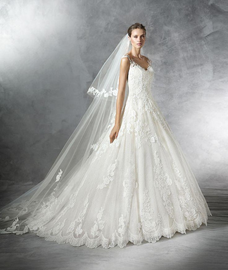 18 best Our Pronovias Bridal Gowns images on Pinterest ...