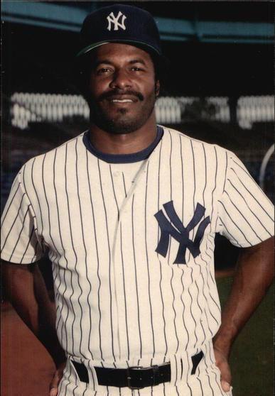 Ken Griffey Sr. First Base Outfield