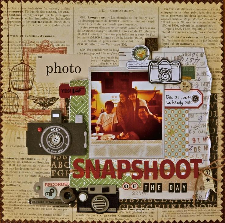 Ria Nirwanas Home Scrapbooking Pinterest Scrapbooking