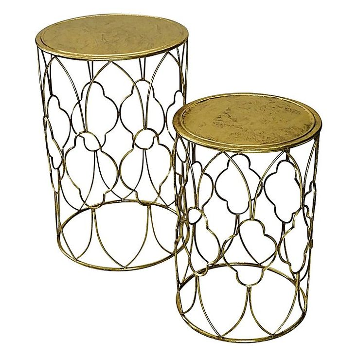 Nate Side Table (Set of 2)