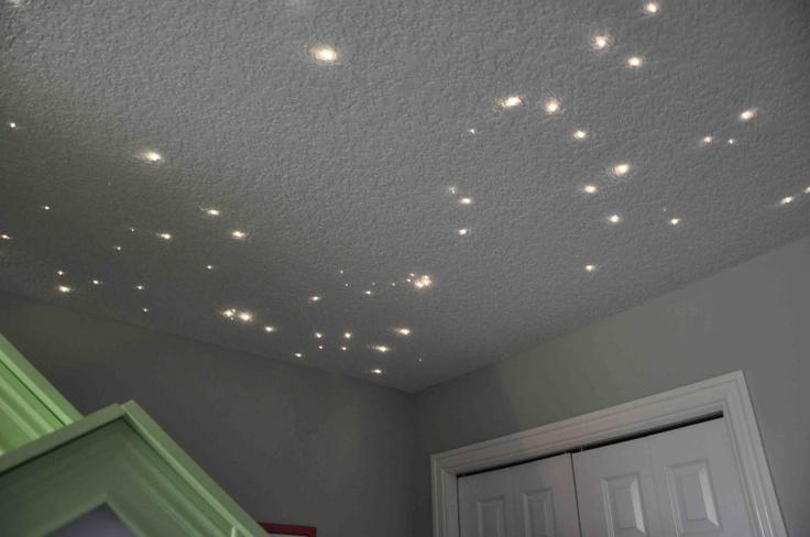 the 25 best fiber optic ceiling ideas on pinterest babies nursery star lights and media room. Black Bedroom Furniture Sets. Home Design Ideas