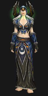 Wildheart Raiment (Recolor) - Transmog Set - World of Warcraft