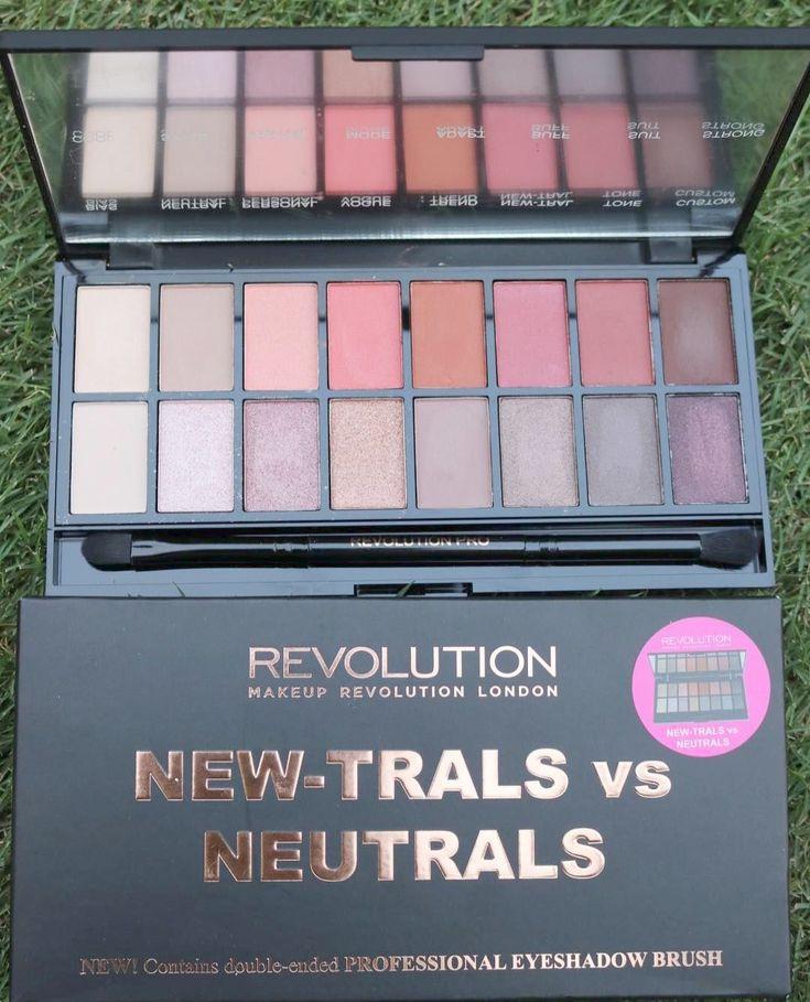 Make-up Pinsel für Lidschatten; Makeup Joke Video Gaali wo Makeup Box steht, weil …   – Makeup Revolution Ideas