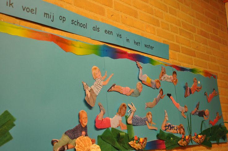 www.jufjanneke.nl | De mooiste vis van de zee  Een hoop ideeën!