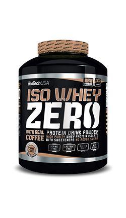 Iso Whey Zero - Caffé Latte