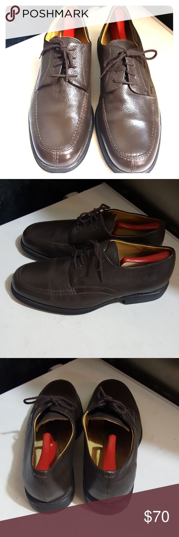 Sandro Moscoloni men's shoes size 13 extra wide Sandro Moscoloni brown leather men's shoes size 13 EEE.  Made in Brazil they are very comfortable and they are in great condition. I'm selling them at an excellent price so get them today! Sandro Moscoloni Shoes Oxfords & Derbys
