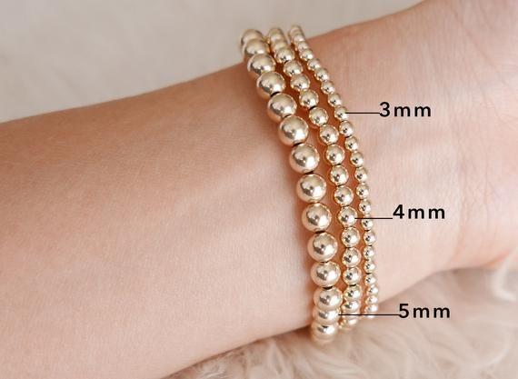 Beaded Bracelet,Gold Filled Beaded Bracelet,Gold Filled tanzanite chip beaded bracelet gold filled peridot beaded bracelet opal bracelet