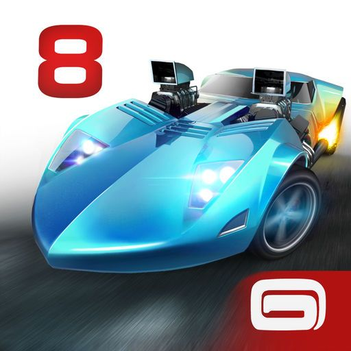 Pin on Asphalt 8: Airborne by Gameloft is a new app from
